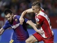 Pablo Maffeo, tuổi 20 và chiến công bắt chết Messi