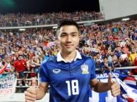 Chanathip Songkrasin - Cầu thủ hay nhất ĐNÁ 2017