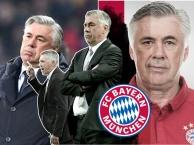 [MUTEX] - Bayern Munich là VẾT ĐEN trong sự nghiệp lẫy lừng của Ancelotti