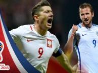 Bản tin Bóng Đá ngày 9.10 | Ba Lan, Anh chính thức đến World Cup 2018