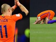 Hà Lan - 'Cơn lốc cam' chỉ còn là dĩ vãng