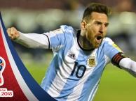 Tổng hợp vòng loại World Cup 2018 | Khu vực Nam Mỹ, CONCACAF