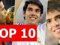 Top 10 bí mật thú vị về Ricardo Kaká