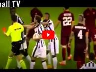 Alvaro Morata từng ẩu đả với cầu thủ AS Roma