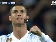 Màn trình diễn của Cristiano Ronaldo vs Tottenham