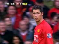 Tottenham từng toát mồ hôi hột vì Cristiano Ronaldo