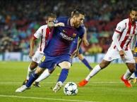 Highlight: Barcelona 3-1 Olympiakos (Bảng D - Champions League)
