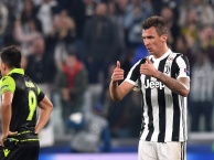 Highlights: Juventus 2-1 Sporting CP (Bảng D - Champions League)