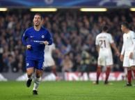 Màn trình diễn của Eden Hazard vs Roma