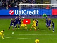 Màn trình diễn của Neymar vs Anderlecht