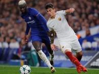 Màn trình diễn của Tiemoue Bakayoko vs AS Roma