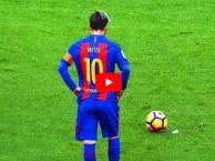 Top 15 pha sút phạt đẹp nhất của Lionel Messi