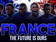 Tương lai bóng đá Pháp là đây