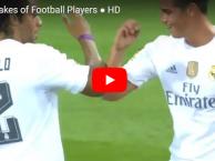 Những kiểu bắt tay đầy phong cách của các ngôi sao bóng đá
