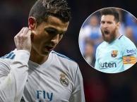 Bản tin BongDa ngày 20.11 | Ronaldo tuyên bố bỏ cuộc trước Barca