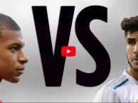 Kylian Mbappe vs Marco Asensio, ai hơn ai?