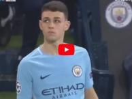 Màn ra mắt Champions League của sao trẻ Man City, Phil Foden vs Feyenoord