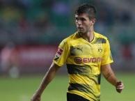 Christian Pulisic - Niềm hy vọng của Dortmund tại Revierderby