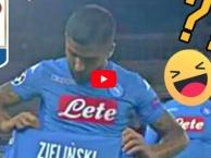 Những khoảnh khắc hài hước nhất Serie A năm 2017