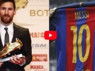 Top 10 bàn thắng đẹp nhất mùa của Chiếc giày vàng châu Âu 2017
