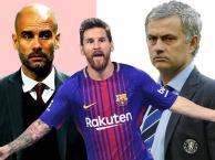 Không có Pep, Mourinho đã là thầy của Messi