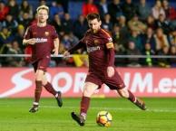 Màn trình diễn của Lionel Messi vs Villarreal