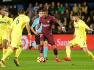 Paulinho thể hiện ra sao trước Villarreal?