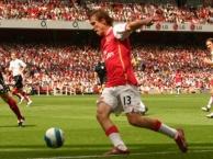 Hleb và những hoài niệm đẹp cùng Arsenal