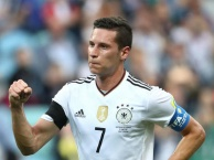 Đỉnh cao phong độ của Julian Draxler trong màu áo tuyển Đức