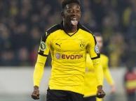 Dortmund có nhớ đôi chân lắt léo của Ousmane Dembele?