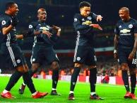 Những bàn thắng đỉnh cao của Man Utd tới thời điểm này
