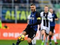 Highlights: Inter Milan 1-3 Udinese (Vòng 17 Serie A)