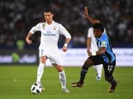 Màn trình diễn của Cristiano Ronaldo vs Gremio