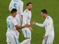 Sergio Ramos chơi chắc chắn trước Gremio