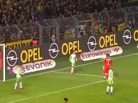 Highlights: Dortmund 0-0 Wolfsburg (Vòng 19 Bundesliga)