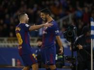 Highlights: Real Sociedad 2-4 Barcelona (Vòng 19 La Liga)
