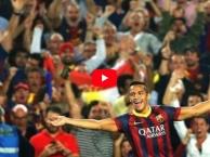 Bàn thắng đẹp nhất của Alexis Sanchez trong màu áo Barcelona