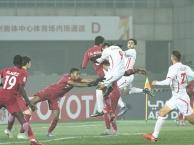 U23 Qatar 3-2 U23 Palestine (Tứ kết U23 châu Á 2018)
