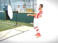Thời gian hạnh phúc khi Sanchez mới đặt chân tới Arsenal