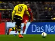 Aubameyang và Mkhitaryan từng chơi chung hay thế nào tại Dortmund