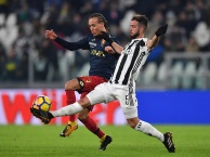 Highlights: Juventus 1-0 Genoa (Vòng 21 Serie A)