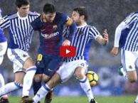 5 chiến thuật để chặn đứng Lionel Messi nhưng thất bại