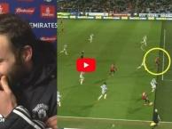 VAR sai khi từ chối bàn thắng của Juan Mata vs Huddersfield?