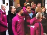 Guardiola nổi nóng trong đường hầm sau thất bại trước Wigan