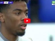 Màn trình diễn của Angel Gomes vs đội trẻ Liverpool