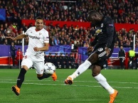 Màn trình diễn của Lukaku trước Sevilla