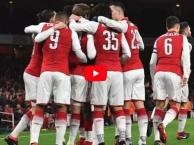 Đường đến Wembley của Arsenal