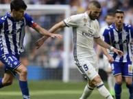 Karim Benzema thể hiện ra sao vs Alaves?