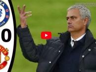 Trận thua tủi hổ của Man Utd trước Chelsea