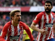 Highlights: Atletico Madrid 3-0 Celta Vigo (Vòng 28 La Liga)